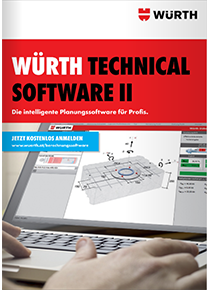 Würth Dübelsoftware