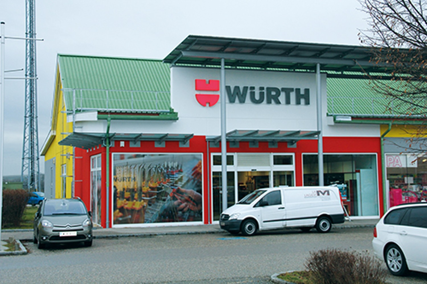 Würth Shop Hollabrunn