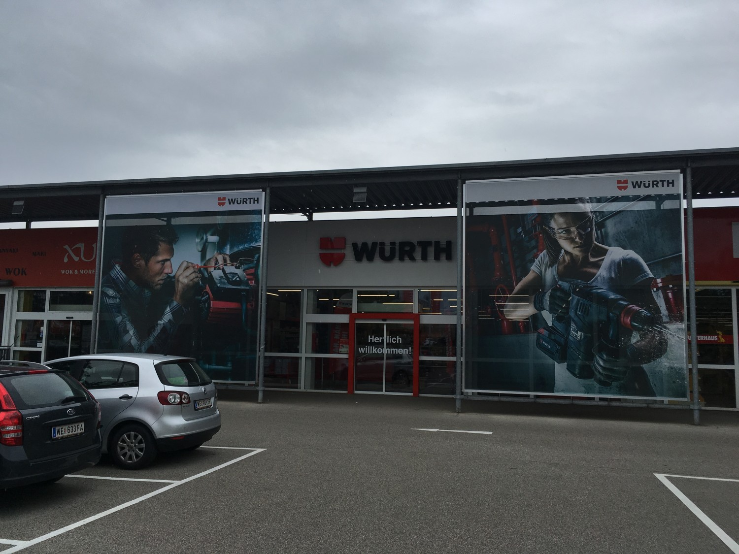 Würth Shop Wels