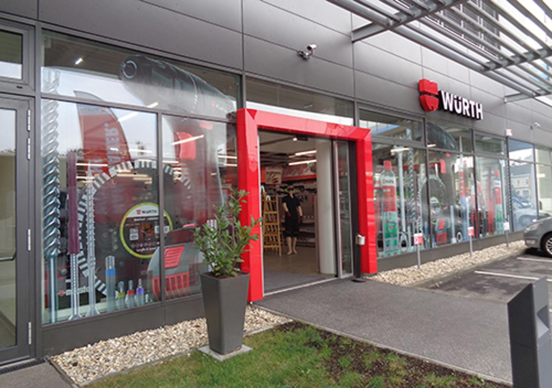Kundenzentren A Z Würth österreich